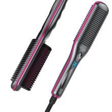 die beste Haarglätterbürste