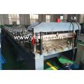 Passé CE et ISO YTSING-YD-7119 Acier coloré Clip Lock Panel rouleau formant la machine