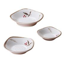"""100% 6 """"utensílios de mesa da melamina / placa da melamina / placa de jantar (076A)"""