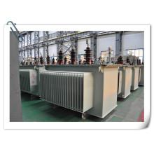 Sh15 10kv Transformador de potencia de distribución de aleación amorfa