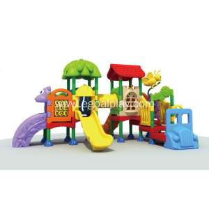 OEM/ODM Factory for for Outdoor Play System Outdoor Playground with Tunnel export to United Kingdom Factory