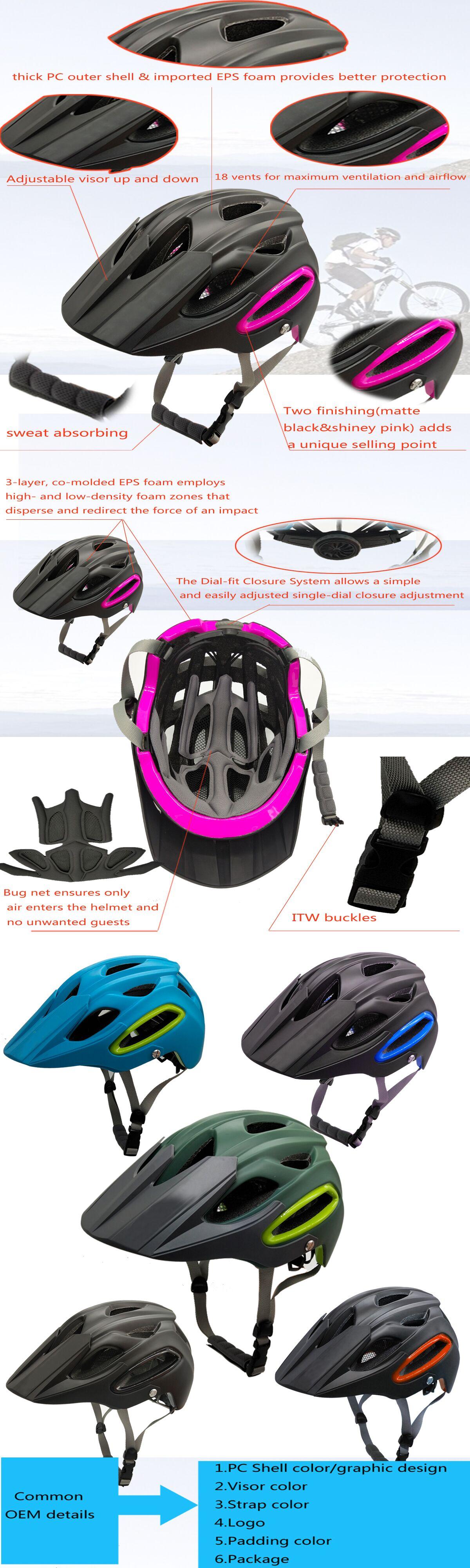 Mountian bike helmet