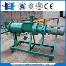 Máquina de secagem de China fornecedor de estrume de aves eficientes