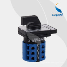 SAIP/SAIPWELL High Quality 3 Position Electric Dc Change Over Switch