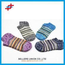 Argyle Summer Fashion Thin Ankle Socks