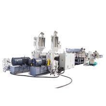 HDPE PP Double wall corrugated pipe extrusion line