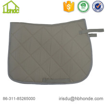 Personalizado Color Horse Racing Saddle Pads