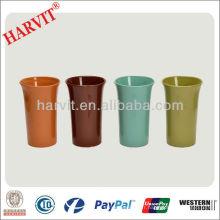 Pots de fleurs en terre cuite en vrac / petits pot de fleurs en céramique / différents types Pots de fleurs / pot de fleurs en argile Vente en gros