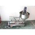 Machine de remplissage de liquide à jus semi-automatique pneumatique Prix