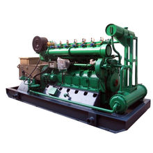 62.5kVA LPG Elektrische Stromerzeuger Sets