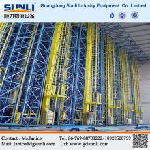 Горячие Продажа трехмерной автоматическая стальная конструкция склад