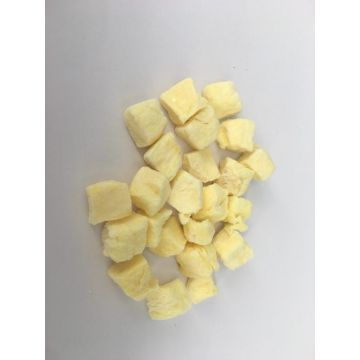 Cube de fruits lyophilisés Sweet Apple 1.5 * 1.5 * 1.5