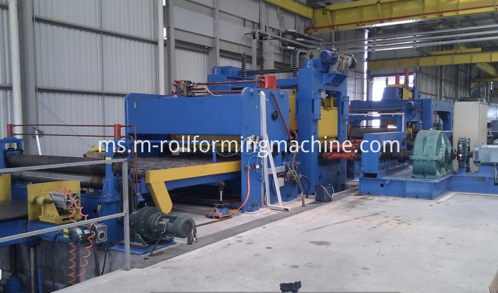 4x1600mm Slitting Lines machine manufacture