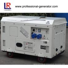 Gerador diesel portátil trifásico (8,5kw 10kVA)