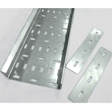 Tipo de perforación de acero de aleación de aluminio bandeja de cable