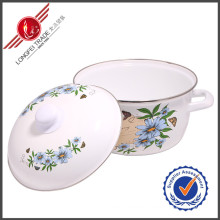 Durable Enamel Cookware Sauce Pot