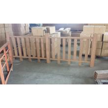 Забор ДПК, забор, забор 1.5*1.1 м