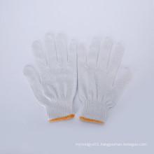 Best safety string knitted cotton work gloves