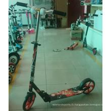 Scooter adulte de coup de pied en aluminium de roue d'unité centrale de 200mm (BX-2MBF200)