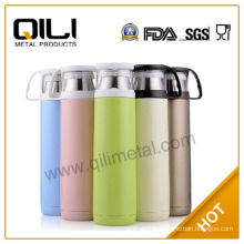 2015 newest 18-Ounce Stainless Steel Vacuum Insulated Thermos Cup Travel Mug