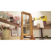 Fix window glass fire rating awning
