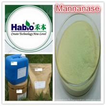 Mannanase, mannase, additif alimentaire