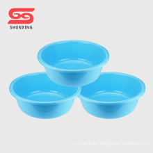 shunxing household durable plastic wash basin for sale