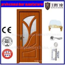 Les plus populaires des portes en MDF enduites de PVC populaire
