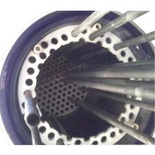 Trocador de calor industrial de carboneto de silício de precisão personalizada