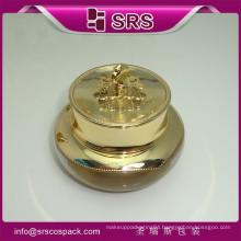 New Design Cosmetic Packaging Cream Jar Unique Shape 15ml 30ml 50ml Korean Cosmetic