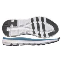 Последний обувь подошва для кроссовки резиновая подошва