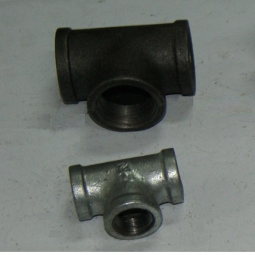 Banded Type Malleable Iron Tee