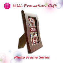 Wood 8X10 Inch Size Square Shapes Photo Frame Set