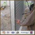 China Fábrica de cercas profesionales Anti-Climb cerco de alambre de alta seguridad