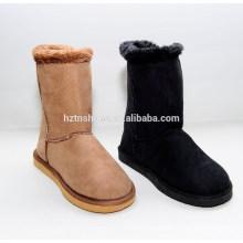 С новым дизайном сексуальные ботинки снега женщин