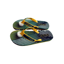 2021 New Design Men PVC Slipper Cool Beach Flip Flops pvc slipper