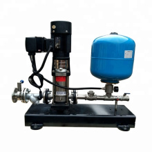 MBPS series variable frequency driven water pump