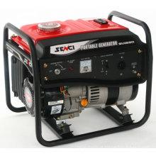 Gerador de gasolina de refrigeração a ar com cilindro monofásico de 12v único