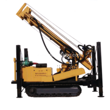Crawler+Mounted+Water+Borehole+Well+Drilling+Machine