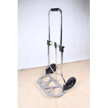 Heavy duty metal luggage cart