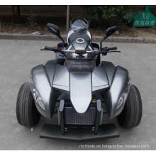 250cc ATV CEE Aprobado Road Legal Quad Bikes para 2 pasajeros