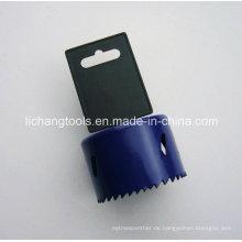 Bi-Metal Lochsäge mit Aufhängerpaket