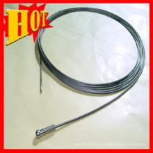 Gr12 Titanium Spool Wire con precio de fábrica