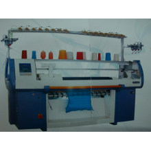 New Computerized Flat Embroidery Machine