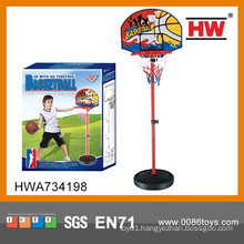 Children Sport Set Plastic Portable Basketball Stand