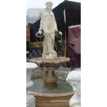 Stone Marble Fountain for Indoor Water Fountain or Garden (SY-F349)
