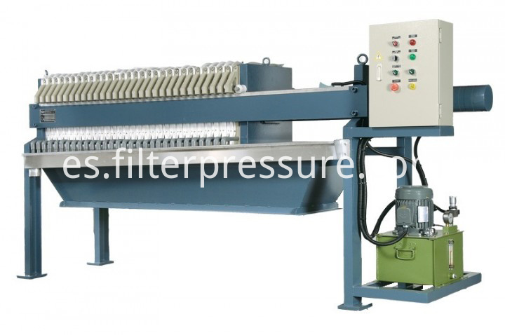Filter Press Automatic