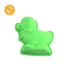 Molde de pastel de silicona Muffin Cupcake Hornear Platos Pan Forma de Hornear Pastel Postre Herramientas de decoración Para hornear Cocina Comedor Bar