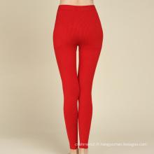 style de mode meilleure qualité 12gg anti-rides toison pantalons filles