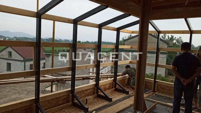 Pre-cut Prefabricated SIPs Wall Panels